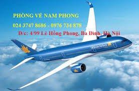 phòng vé máy bay Hà Nội