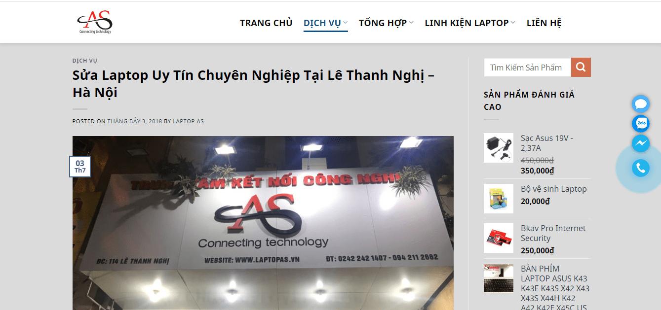 sửa máy tính Hà Nội