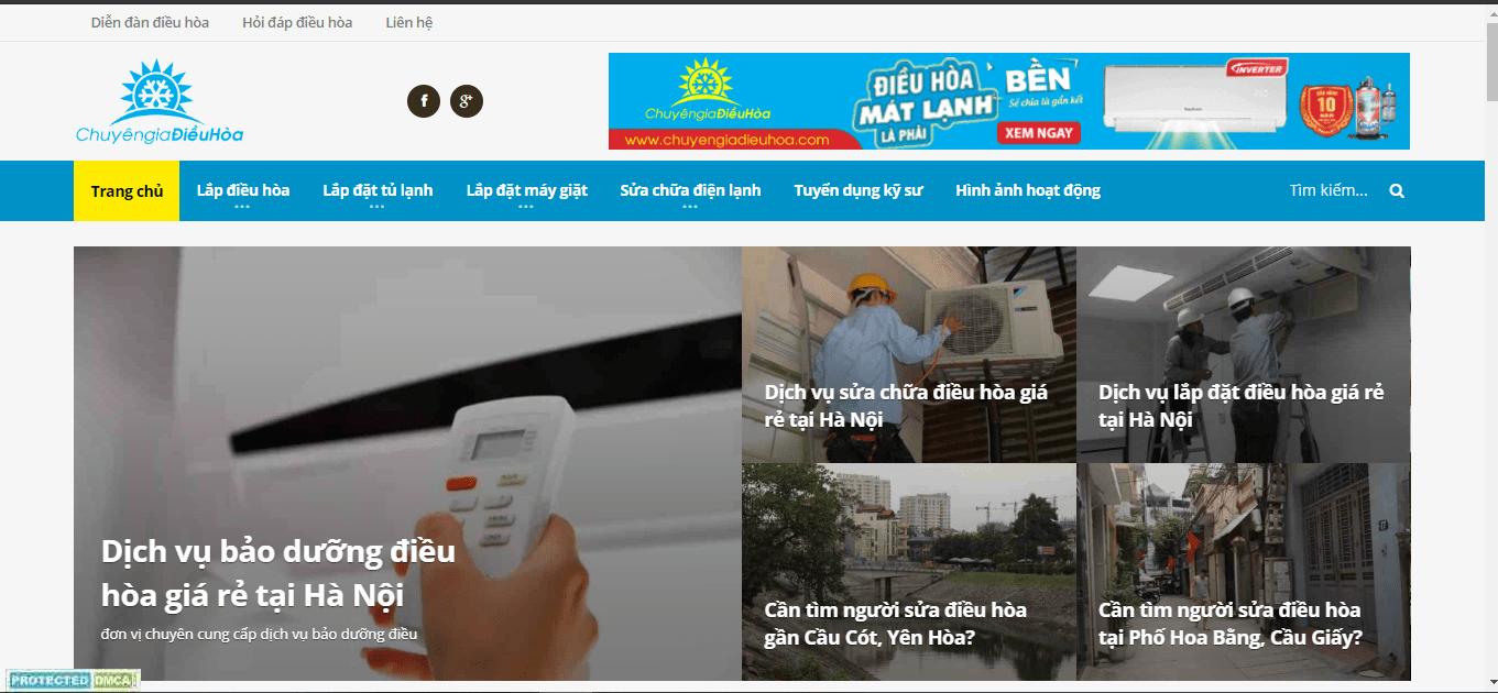 sửa tủ lạnh giá rẻ Hà Nội