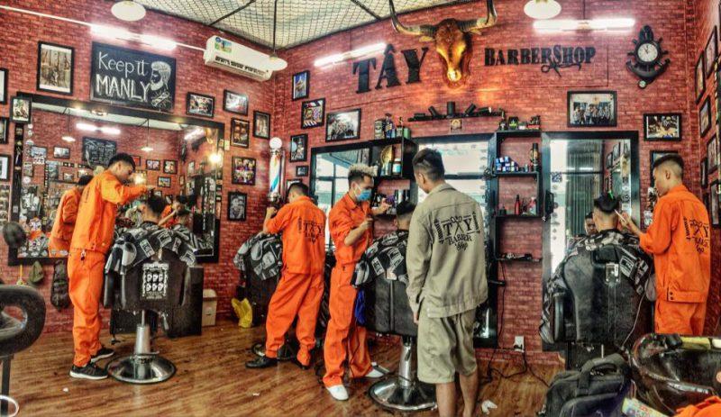 Những tiệm tóc nam uy tín Đà Nẵng