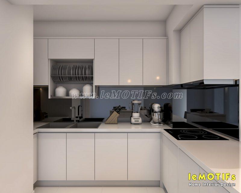 thiết kế tủ bếp Sài Gòn