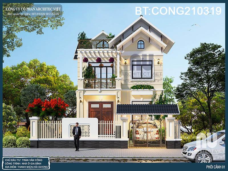 thiết kế nhà Hà Nội