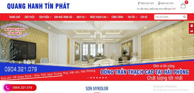 Quang Hanh Tín Phát