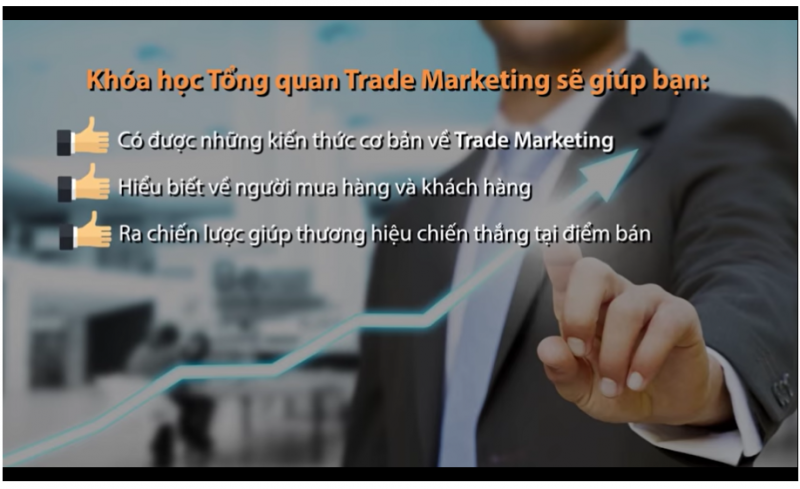 Khóa học Marketing Trade Online