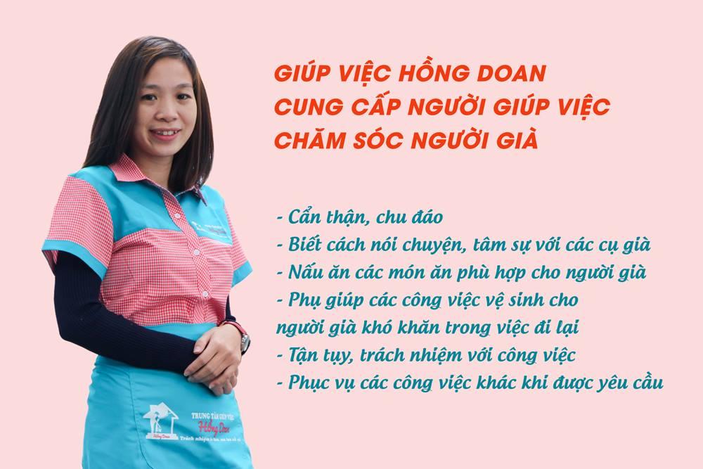 chăm sóc người lớn tuổi Hà Nội
