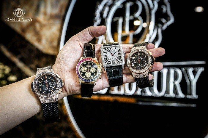 sản phẩm đồng hồ thời thượng đẳng cấp thế giới