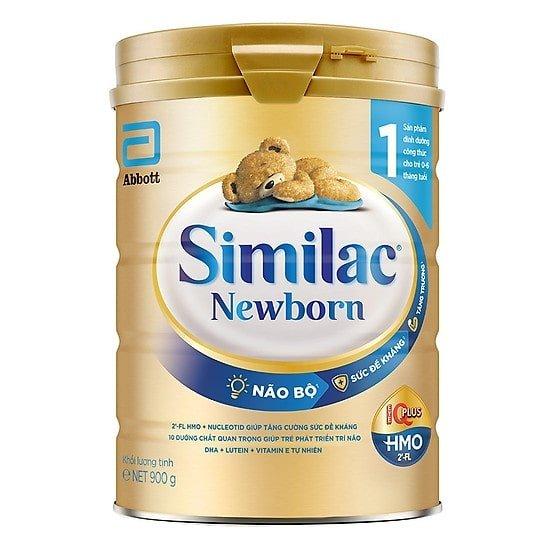 sữa cho trẻ sơ sinh