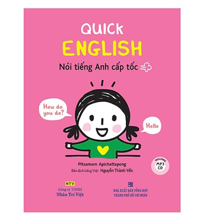 Sách Giao Tiếp Tiếng Anh Cấp Tốc