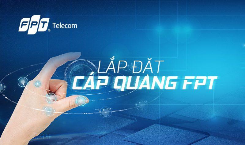 Dịch vụ lắp mạng FPT