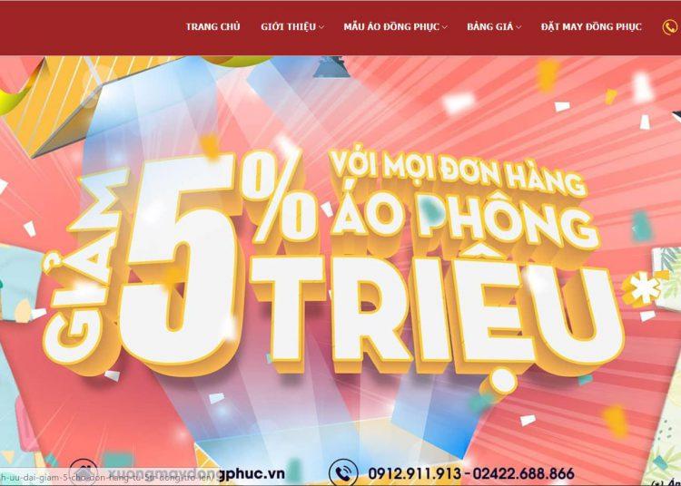 cửa hàng đồng phục Hà Nội