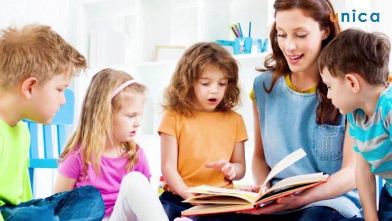 Tổng hợp kiến thức tiếng Anh từ 7 đến 9 tuổi