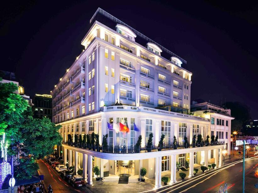 khách sạn 5 sao hà nội