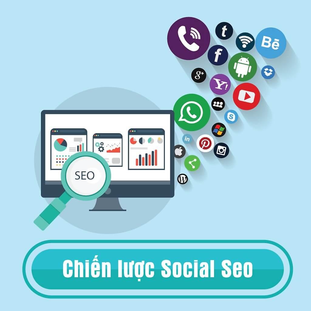 Chiến lược social SEO