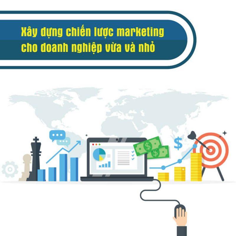 Xây dựng chiến lược marketing cho doanh nghiệp vừa và nhỏ