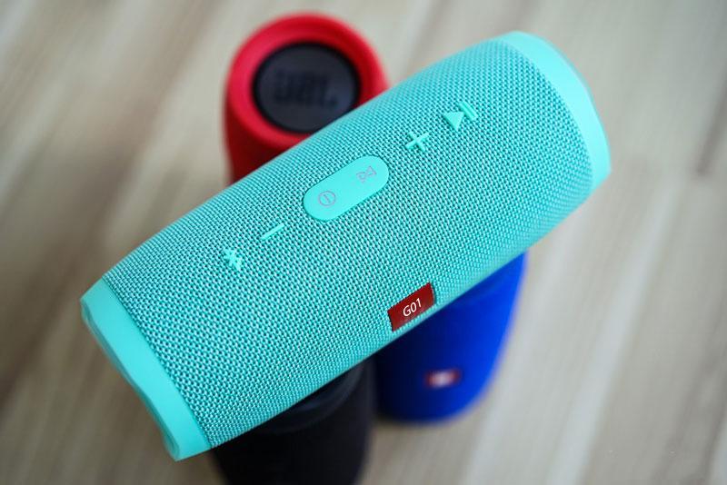 Bluetooth Charge Mini 3+ G01