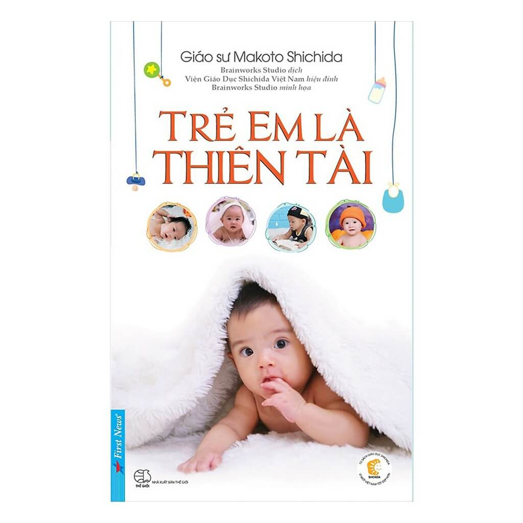 Sách Trẻ Em Là Thiên Tài