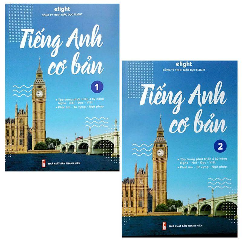 Tiếng Anh Cơ Bản (Trọn Bộ 2 Tập)