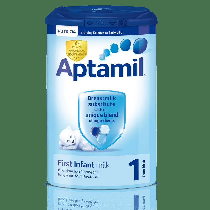 Sữa bột aptamil