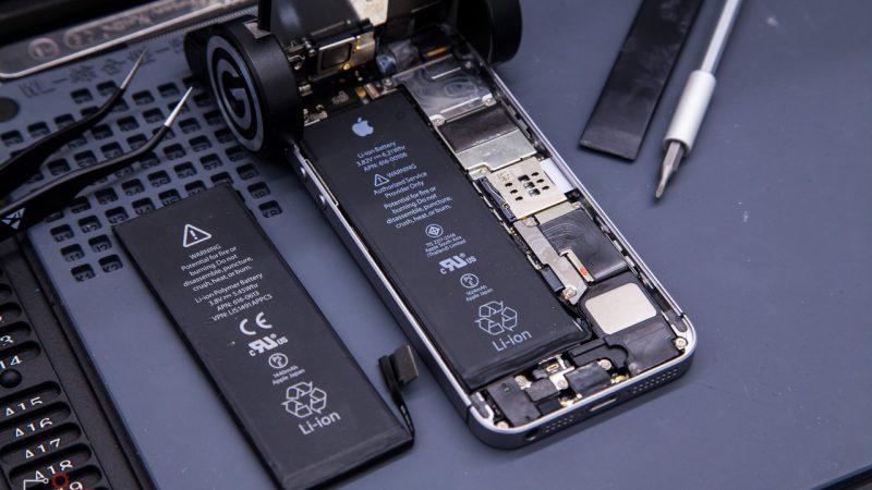 sửa pin điện thoại hn