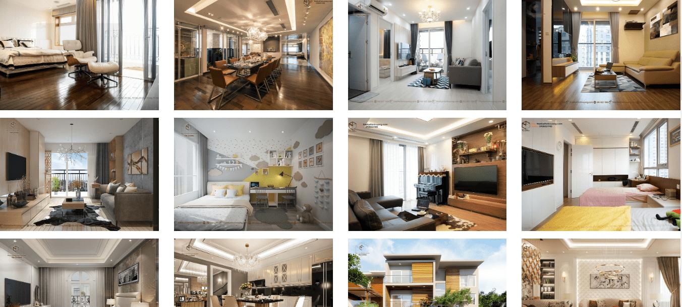 design và thi công kiến trúc hà nội