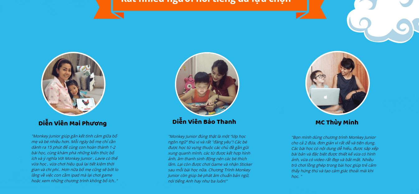 english center for kids in Hanoi