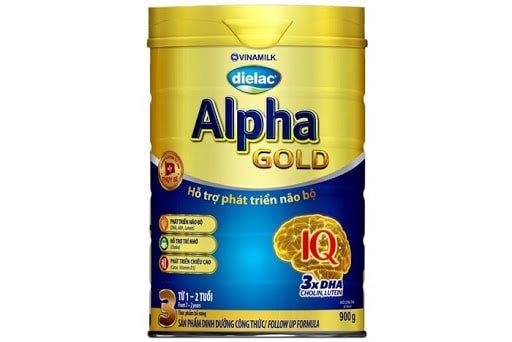 Sữa bột Alpha Gold 1