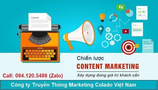 viết bài content chất lượng ở Hà Nội