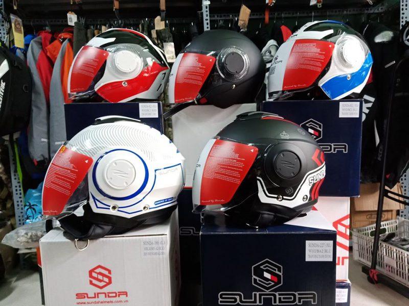 Cửa hàng mỹ bảo hiểm chính hãng ở Hà Nội - SUNDA