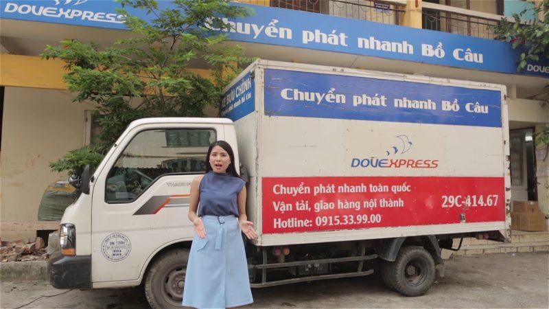 chuyển phát nhanh Sài Gòn