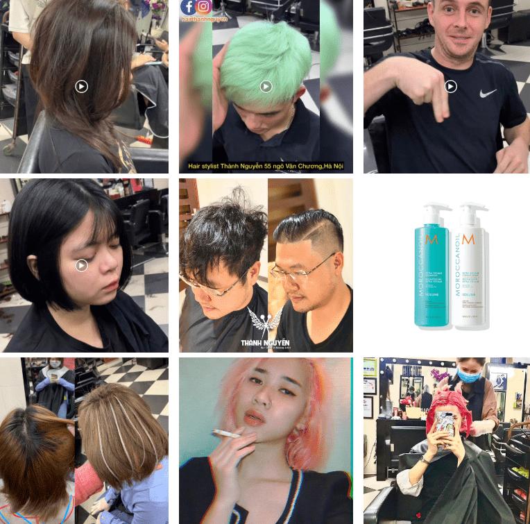 Dịch vụ makeup Hà Nội