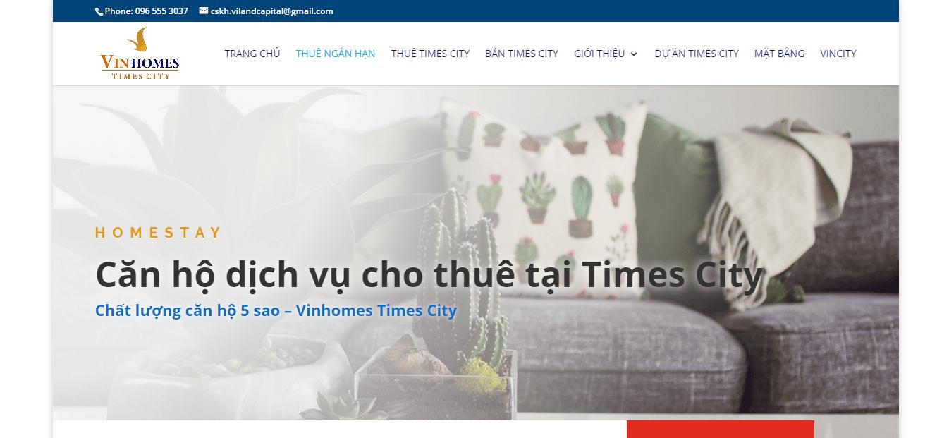 dịch vụ thuê căn hộ Hà Nội