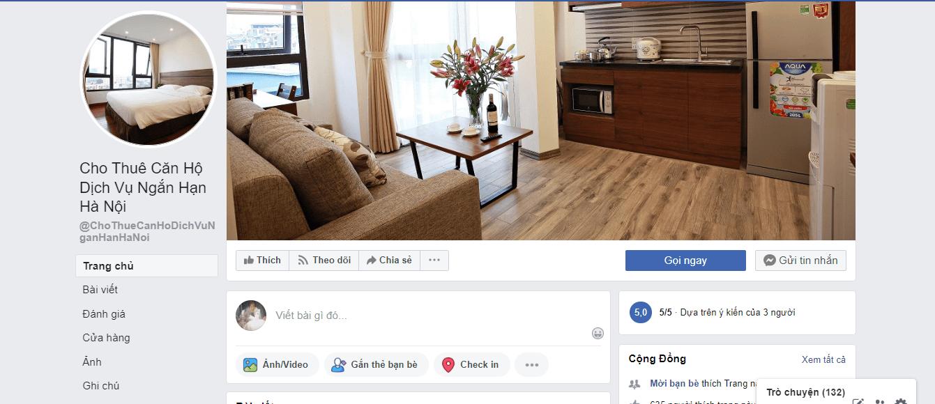thuê chung cư cao cấp Hà Nội