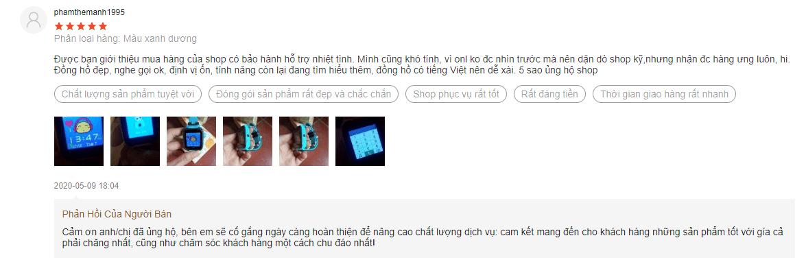Đồng Hồ Thông Minh Bao Nhiêu Tiền