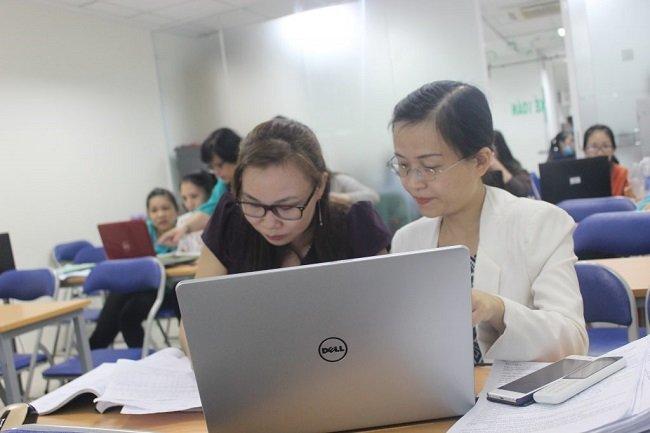 Trung tâm bao gồm những kế toán trưởng chuyên nghiệp tại các công ty danh tiếng ở TP.HCM