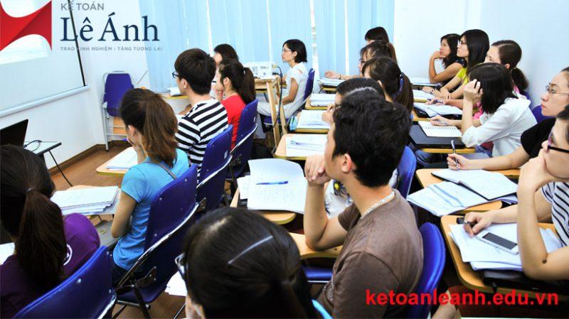 Trung Tâm Uy Tín Học Kế Toán Tại Sài Gòn