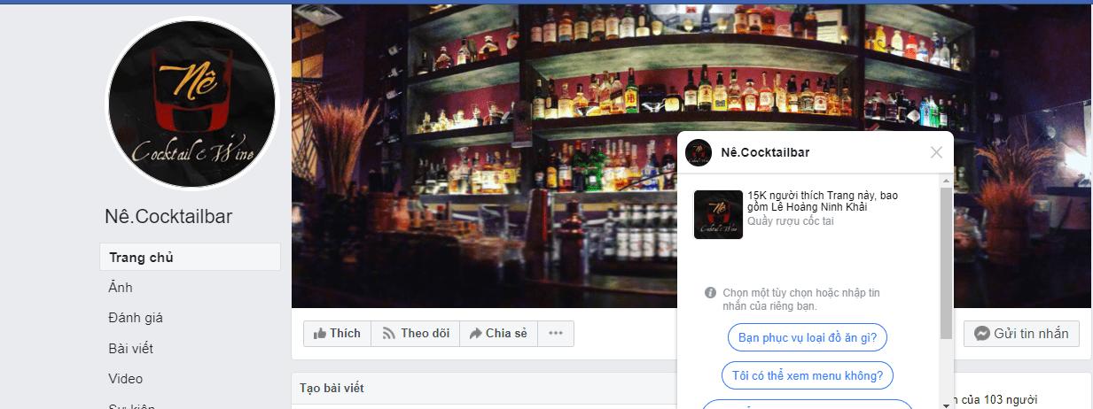 quán pub độc đáo tại Hà Nội