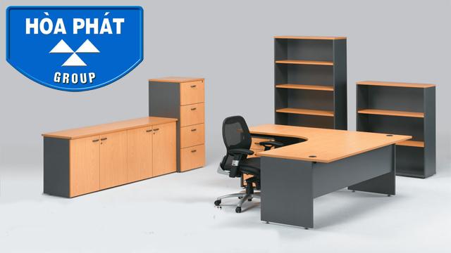 thương hiệu mạnh nhất của sản phẩm nội thất văn phòng