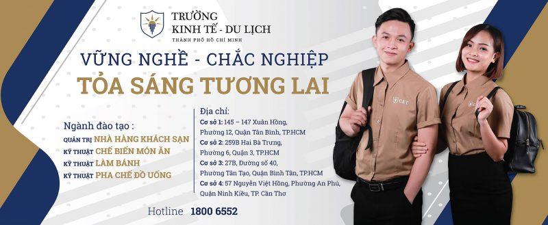 - Trung Cấp Đào Tạo Chuyên Ngành Quản Trị Khách Sạn Ở Sài Gòn