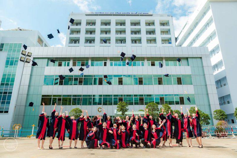 một trong những cơ sở giáo dục đại học lớn tại Việt Nam.