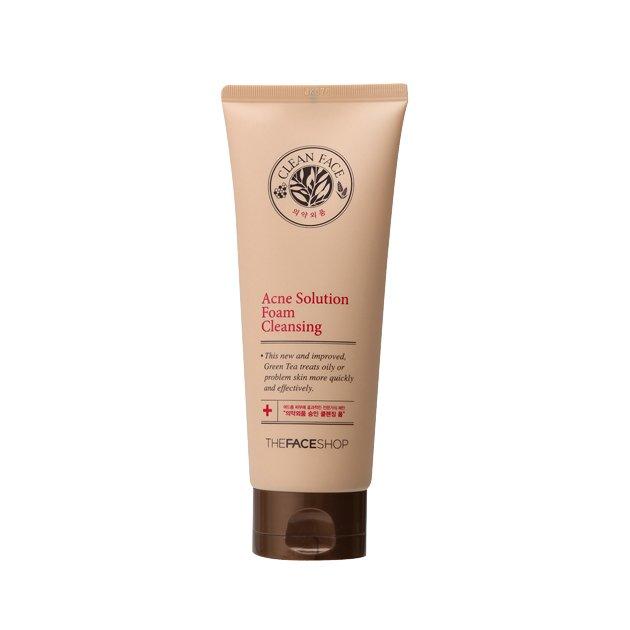 Sữa rửa mặt Clean Face Ance