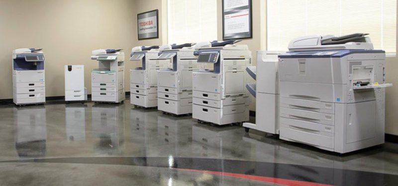 thuê máy photocopy giá rẻ nhất thiên tân