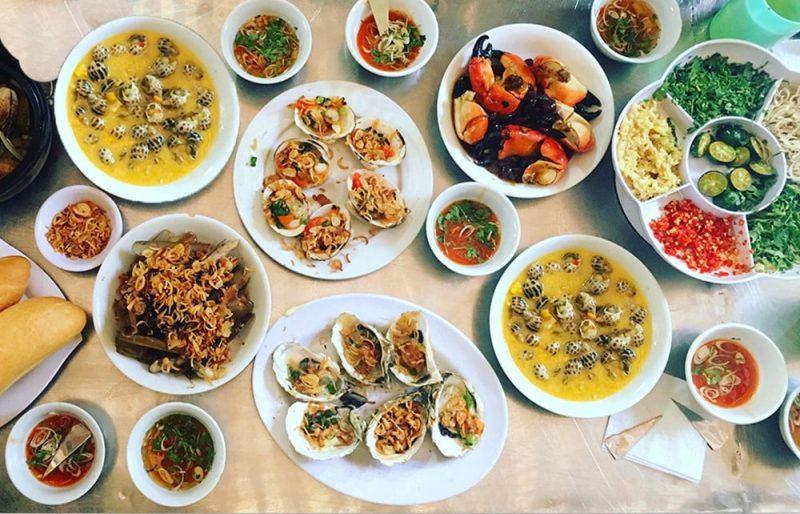 Nhà hàng Vịnh Bắc Bộ
