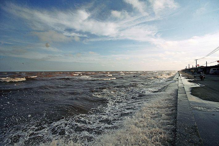 bãi biển đẹp nhất miền Bắc