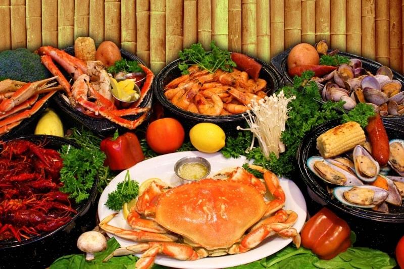 hải sản Hải Phòng