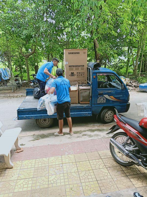 chuyển nhà trọn gói Cần Thơ
