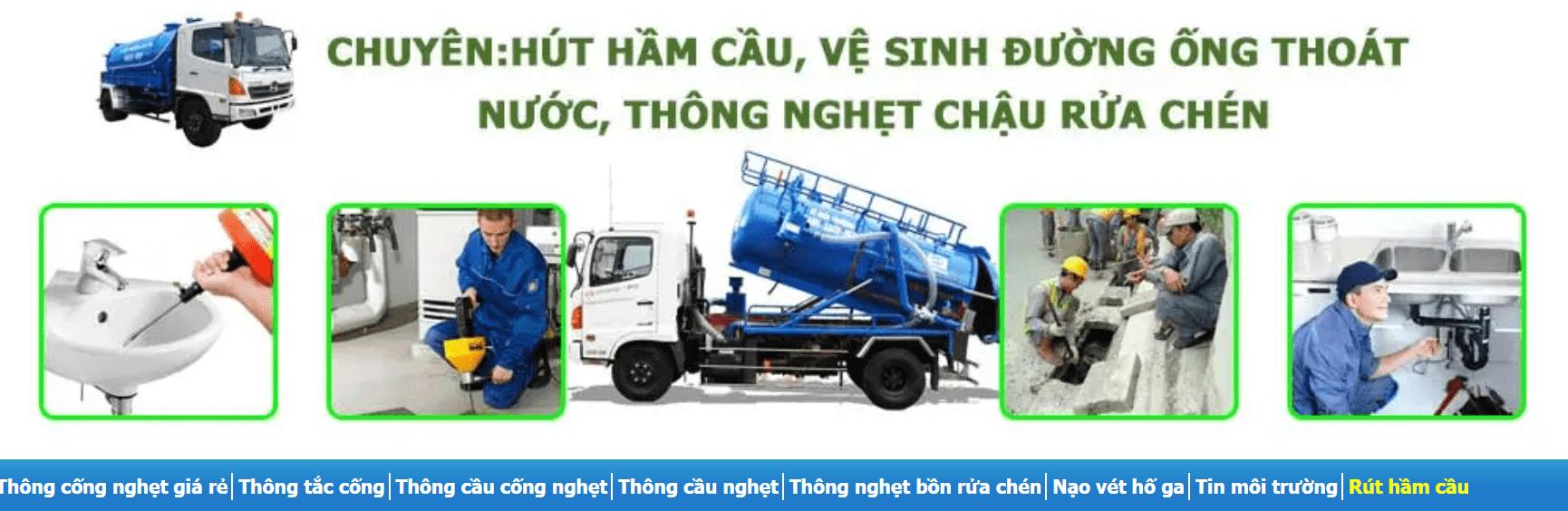 thông tác bồn cầu Sài Gòn