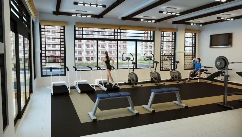 Phòng Gym Cần Thơ