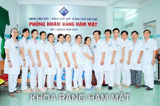 Phòng khám Răng Hàm Mặt nha khoa Cần Thơ