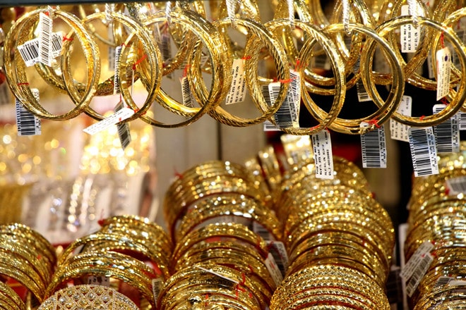 Cửa hàng vàng tại Cần Thơ