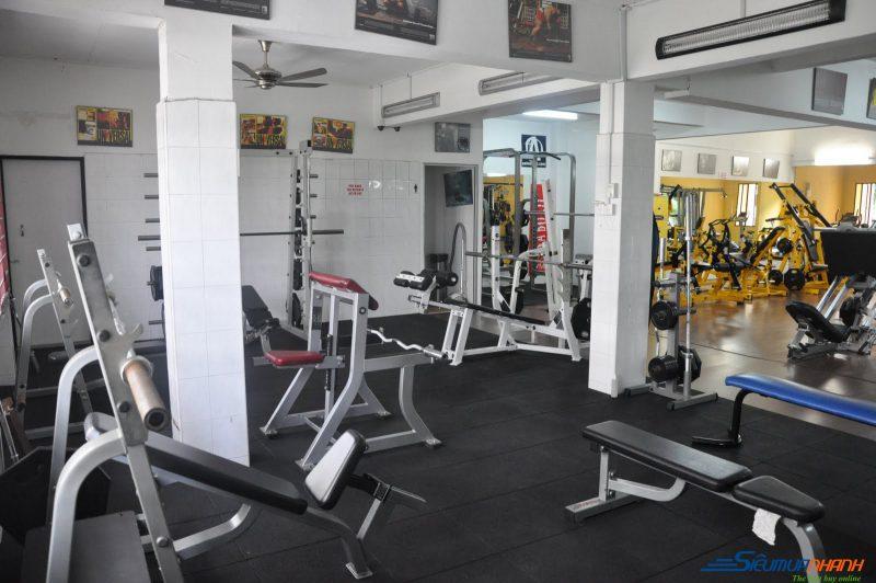 Phòng Tập Gym Anh Dũng
